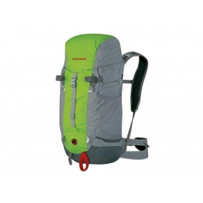 ZAINO SCI ALPINISMO  MAMMUT  2510 02730 4324  SPINDRIFT LIGHT 30 L BASILIC/IRON