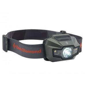 LAMPADA FRONTALE  BLACK DIAMOND  BD620611 DS STORM HEADLAMP DARK SHADOW