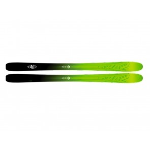 SCI UOMO K2  1050102  PINNACLE 95 + GRIFFON 13 BLACK/GREEN