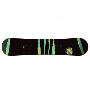 SNOWBOARD JUNIOR MORROW  1340006 108  BLAZE BLACK/GREEN