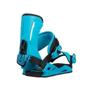 ATTACCHI SNOWBOARD  DRAKE  71151004 21  SUPER SPORT LIGHT BLUE