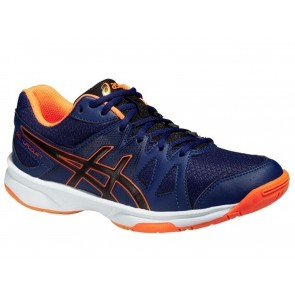 SCARPE VOLLEY JUNIOR ASICS  C413N 5090 GEL UPCOURT GS NAVY/BLACK/HOT ORANGE