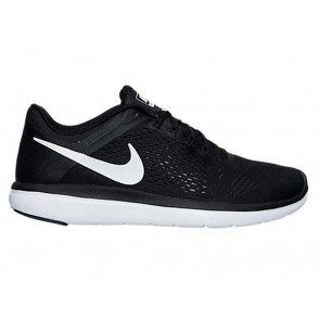 SCARPE DONNA NIKE  830751 001  FLEX 2016 RN BLACK/WHITE COOL GREY