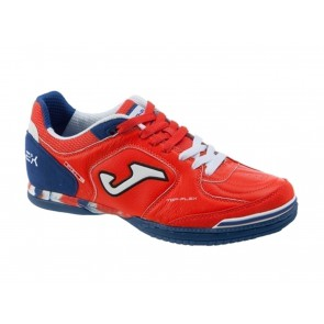 SCARPE UOMO JOMA  TOPS 606 PS  TOP FLEX INDOOR RED/NAVY