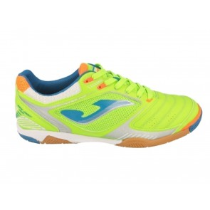 SCARPE UOMO JOMA  DRIS 615 PS  DRIBLING INDOOR FLUOR/ROYAL/ORANGE