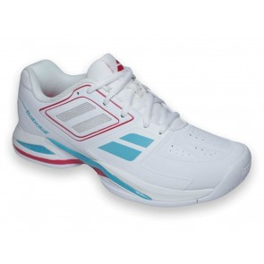 SCARPE TENNIS DONNA BABOLAT  31S1501 184  PROPULSE TEAM BPM AC W WHITE/PINK