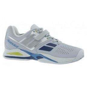 SCARPE TENNIS UOMO BABOLAT  30S1594 180  PROPULSE BPM CLAY M GREY/BLUE