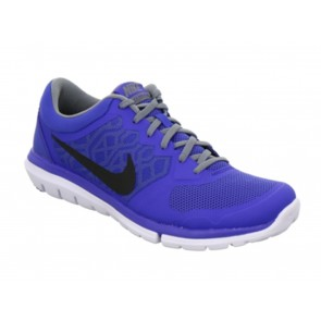 SCARPE UOMO NIKE  709022 404  FLEX 2015 RN GAME ROYAL/BLACK-CL GREY-WHITE