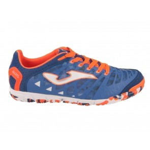 SCARPE UOMO JOMA  SREGS 605 PS  SUPER REGATE INDOOR AZUL/ORANGE