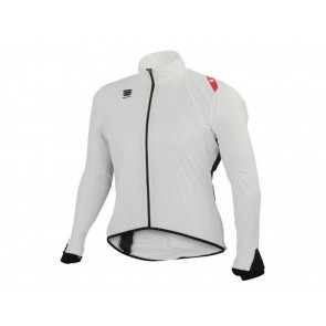 GIACCA UOMO SPORTFUL  1101135 102  HOT PACK 5 WHITE/BLACK