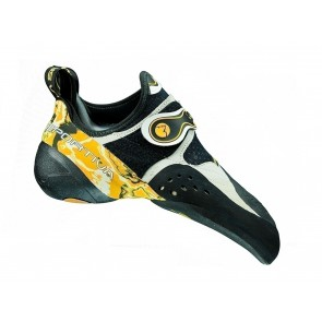 SCARPE ARRAMPICATA UOMO LA SPORTIVA  199 WY SOLUTION WHITE/YELLOW