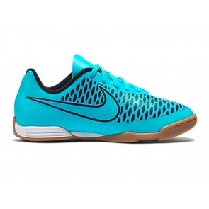 SCARPE JUNIOR NIKE  651650 440 JR  MAGISTA OLA IC TURQUOISE BLUE/BLACK