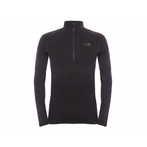 MAGLIA STRATO BASE UOMO THE NORTH FACE INVERNO C205JK3  HYBRID BLACK