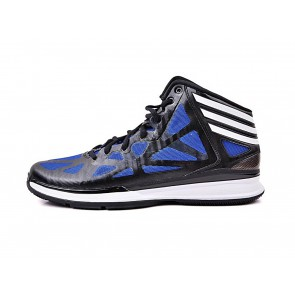 SCARPE BASKET UOMO ADIDAS  Q33376  CRAZY SHADOW 2 BLACK1/RUNW