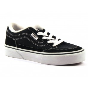 SCARPE JUNIOR VANS  VDT04FQ BEARCAT BLACK/WHITE