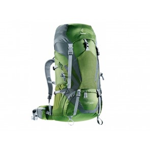 ZAINO  DEUTER  4340115 2480  ACT LITE 65+10 PINE/GRANITE
