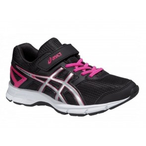 SCARPE JUNIOR ASICS  C522N 9093  PRE GALAXY 8 PS BLK/SILV/PINK G