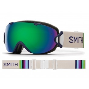 MASCHERA SNOWBOARD  SMITH  M00644 TTU C5  I/OS MIDNIGHT BRIGHTON