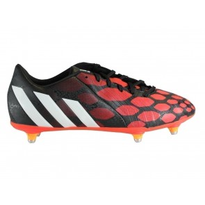 SCARPE CALCIO UOMO ADIDAS  M20044  P ABSOLADO INSTINCT SG BLACK/RED