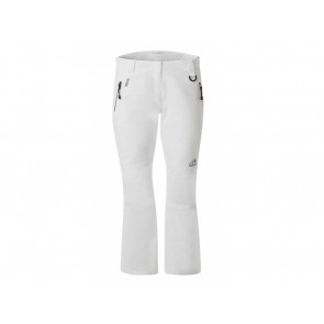 PANTALONE SCI DONNA AESSE  2236 0001  POWDER W WHITE