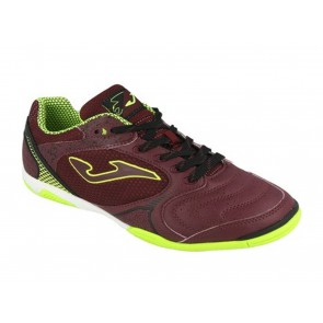 SCARPE CALCETTO INDOOR UOMO JOMA  DRIW820  DRIBLING 820 WINE INDOOR