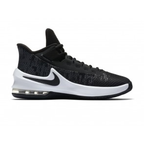 SCARPE BASKET JUNIOR NIKE  AH3426 001  AIR MAX INFURIATE II GS J BLACK/BLACK