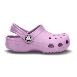 CIABATTE SANDALI JUNIOR CROCS ESTATE 10006 641  CLASSIC KIDS LAVENDER