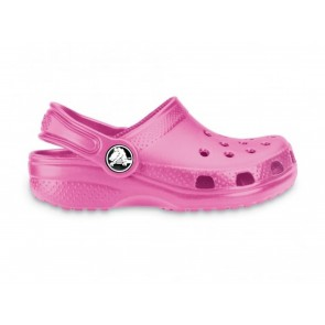CIABATTE SANDALI JUNIOR CROCS ESTATE 10006 670  CLASSIC KIDS FUCHSIA