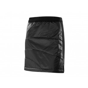 GONNA DONNA LOFFLER INVERNO 17165 990  SKIRT PRIMALOFT NERO