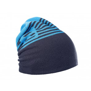 CAPPELLO BERRETTO UNISEX SALOMON INVERNO 395083  FLATSPIN REVERSIBLE BEANIE HAWAIIAN/NIGHT