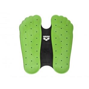TAPPETO POGGIAPIEDI UNISEX ARENA  001967 600  HYGIENIC FOOT MAT GREEN