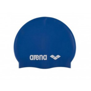 CUFFIA PISCINA JUNIOR ARENA  91670 077  CLASSIC SILICONE JR SKY BLUE WHITE
