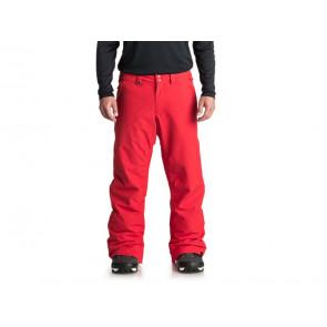 PANTALONI SNOWBOARD UOMO QUIKSILVER  EQYTP03088 RPZ0  ESTATE RED