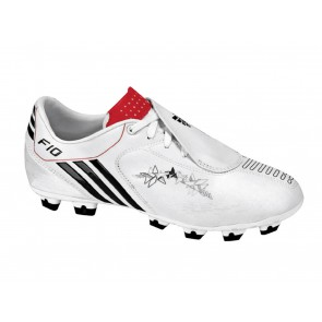 SCARPE CALCIO JR JUNIOR ADIDAS  G02222  F10 I TRX FG J WHITE