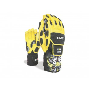 GUANTI SCI UOMO LEVEL  3008UG  WORDCUP CF YELLOW