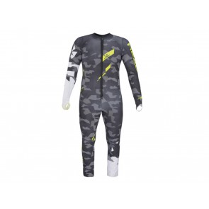 TUTA SCI GARA UOMO HEAD INVERNO 821848  RACE VOLTAGE SUIT BLACK