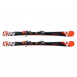SCI  FISCHER  A22518  XTR THE CURV RC4 + RS10 PR .