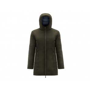 GIACCA DONNA CIESSE INVERNO 176COWC10832 427BXN  PYLE OLIVE/NIGHT/LIGER/BLUE
