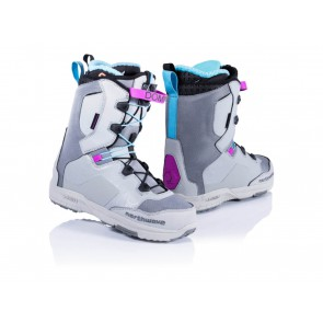 SCARPONI SNOWBOARD DONNA NORTHWAVE  70808102 88  DOMINO SL GREY