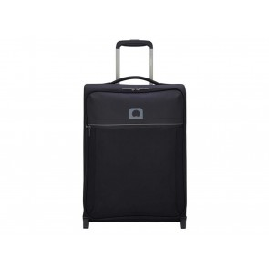 VALIGIA TROLLEY CABINA 2R  DELSEY  00225572300  BROCHANT 55 CM BLACK