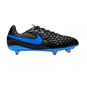 SCARPE CALCIO 6 TACCHETTI JUNIOR NIKE  CJ6235 004  JR LEGEND 8 CLUB SG BLACK/BLUE