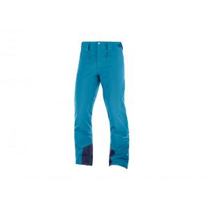 PANTALONI SCI UOMO SALOMON  C12055  ICEMANIA LYONS BLUE
