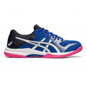 SCARPE PALLAVOLO VOLLEY DONNA ASICS  1072A034 400  GEL ROCKET 9 BLUE/WHITE