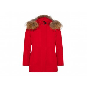 GIACCA DONNA CANADIENS INVERNO 0528 0214  GLORY W RED LIVE