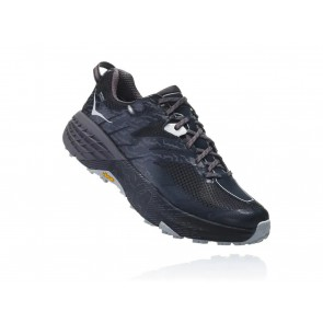 SCARPE TRAIL UOMO HOKA ONE ONE  1102500  SPEEDGOAT WP BLACK/DRIZZLE