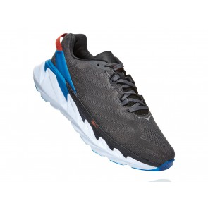 SCARPE RUNNING UOMO HOKA ONE ONE  1106477  ELEVON 2 DARK SHADOW IMPERIAL BLUE