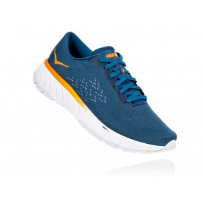 SCARPE RUNNING UOMO HOKA ONE ONE  CAVU 2 CBBM  CAVU 2 CORSAIR BLUE/RIGHT M