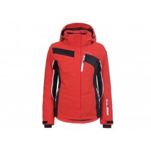 GIACCA SCI DONNA ICEPEAK  53116 839 645  FLORIEN W RED