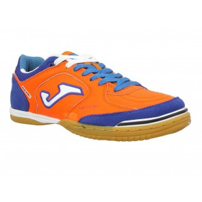 SCARPE CALCETTO SUOLA LISCIA UOMO JOMA  TOPS.508.PS  TOP FLEX 508 INDOOR ORANGE
