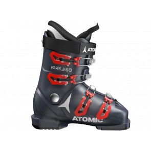 SCARPONI SCI JUNIOR ATOMIC  AE5020140  HAWX JR 60 DARK BLUE/RED